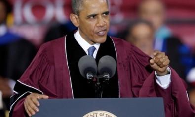 ObamaMorehouse